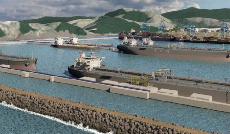 Licença ambiental do porto de Maricá