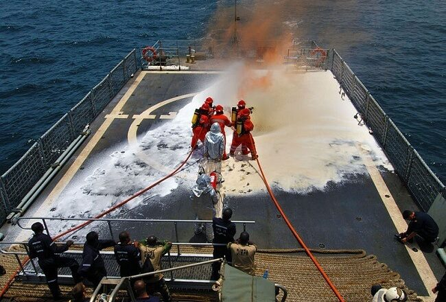 Técnico de Segurança do Trabalho Offshore