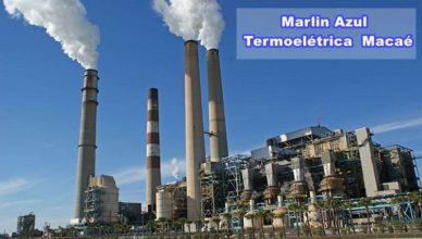 Termoelétrica Macaé Marlin Azul Obras curriculos vagas Shell