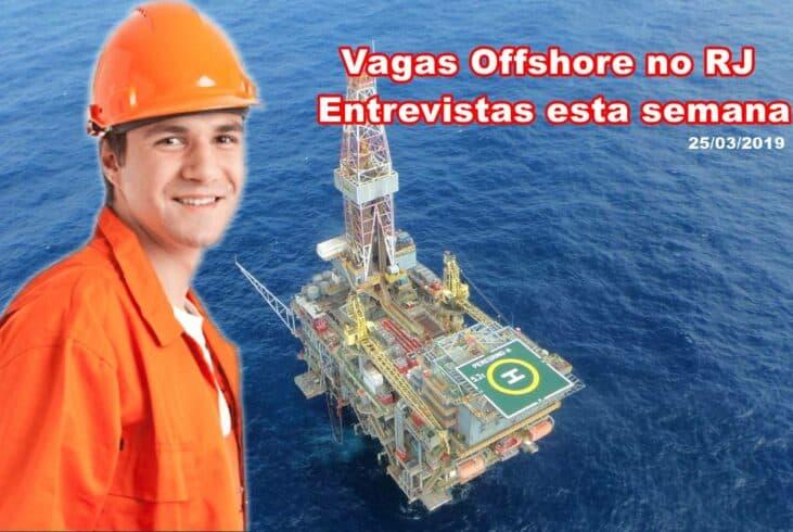 Vagas Offshore Rio de Janeiro Airswift