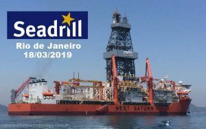 Vagas offshore Seadrill West Saturn Riode Janeiro
