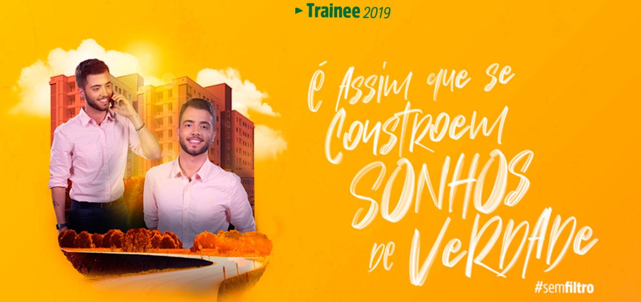 Programa Trainee MRV Engenharia 2019 oferece salário de R$4.600