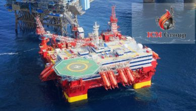 offshore ICM vagas Internacionais