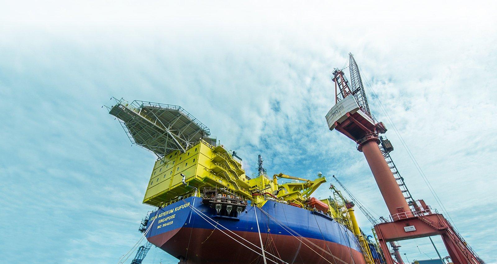 A intençãoYinson Holdings Bhd eSumitomo Corporation e fazer um joint venture para fornecer flutuadores para o Campo de Marlin para os projetos de revitalização do ativo