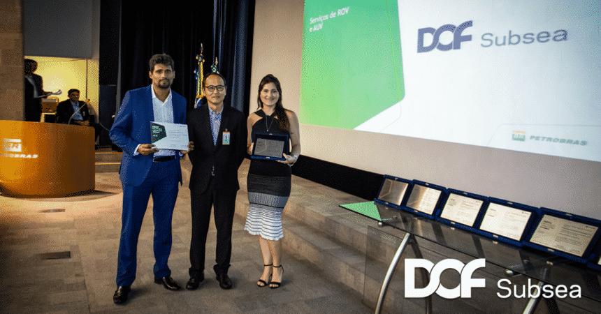 DOF Subsea Melhores fornecedores Petrobras 2018