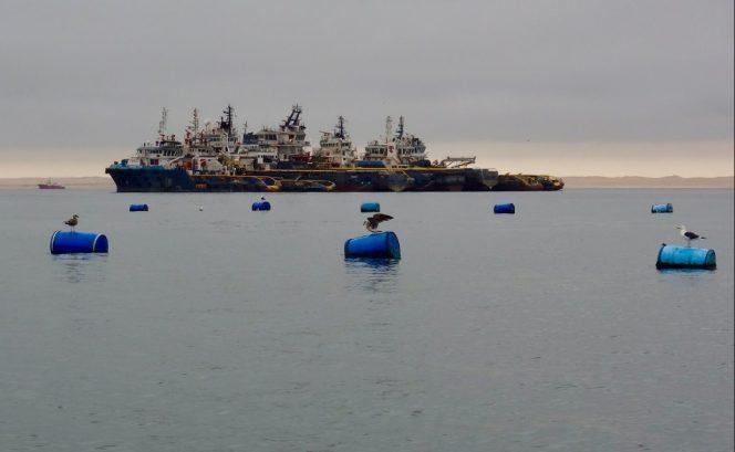 ExxonMobil offshore Namíbia