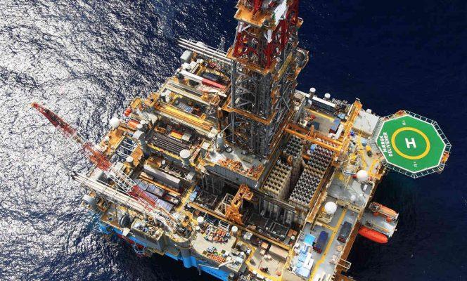 Maersk Deliever contrato drilling