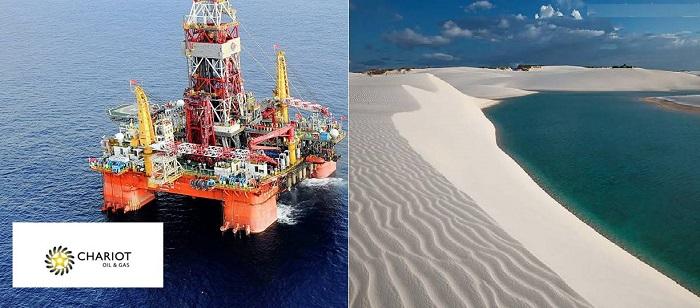 Maranhão Petróleo Chariot perfuração