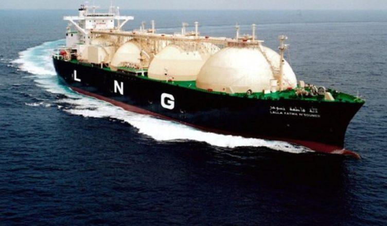 Navios LNG no mundo