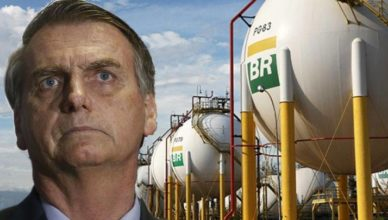 Petrobras Bolsonaro cauxa preta preços combustiveis