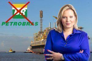 Petrobras Joice Hasselmann Privatização
