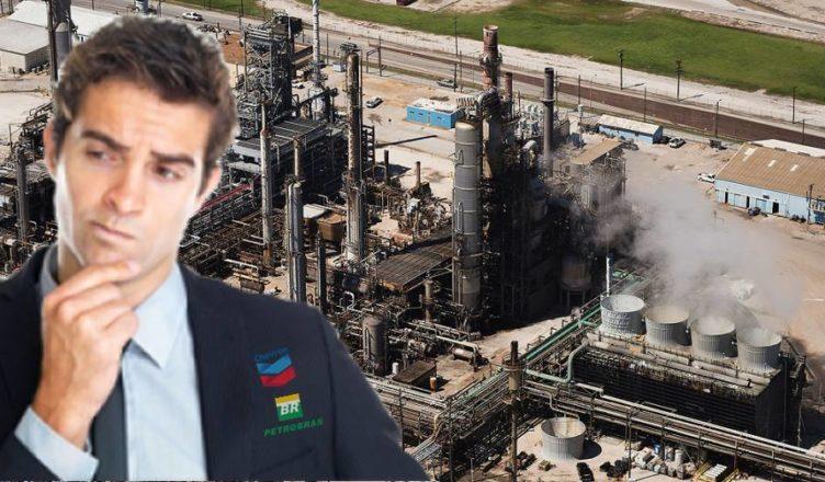 Petrobras Pasadena Chvron negocio