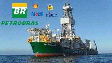 Transocean Petrobras contratos