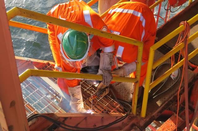 Vagas Offshore Soldador Técnico