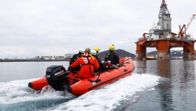 West Hercules Equinor Seadrill Greenpeace