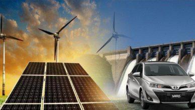 energias renovaveis toyota são paulo