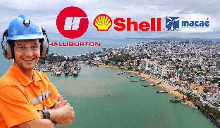 halliburton Shell Macaé - Bacia de Campos Santos