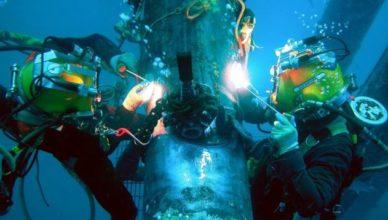 Petrobras offshore mergulhadores Petrobras Sistac