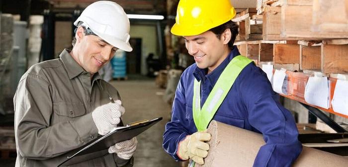 tecnicos de segurança do trabalho na fabrica