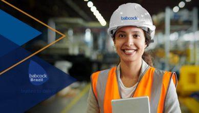 Babcock Brasil empregos estados