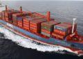 Carga transportada por containeres aumenta