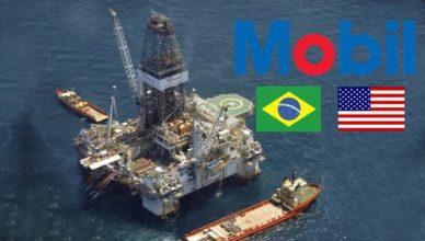 ExxonMobil sonda perfuração Brasil