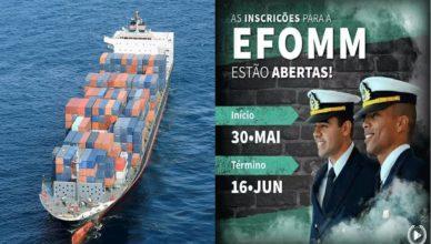Marinha Mercante Vagas Rio de Janeiro Belém CIAGA CIABA