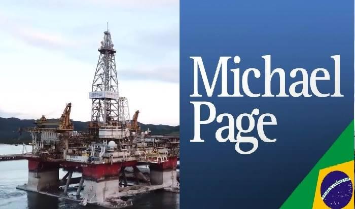 Michael Page Petróleo Engenheiros Upstream