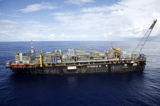 Parada de Manutenção Offshore P-50 Petrobras