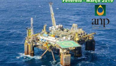 Petrobras Petróleo Março Fevereiro 2019