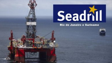 Seadrill offshore Rio de Janeiro e Suriname 2019
