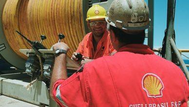 Shell Brasil Engenheiro petroleo vagas pre-sal
