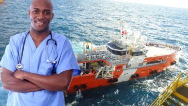 Vagas offshore para Técnico de Enfermagem do Trabalho