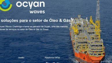 ocyan waves startups 22 selecionadas tecnologia