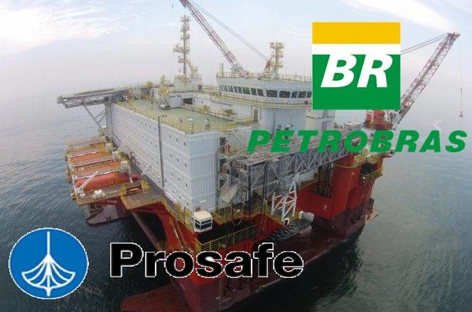 safe eurus Petrobras Prosafe Brasil