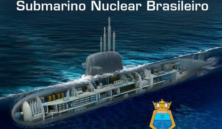 submarino brasileiro IHM Stefanini Prosub