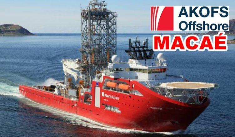AKOFS Offshore Macaé Assistentes de Logística