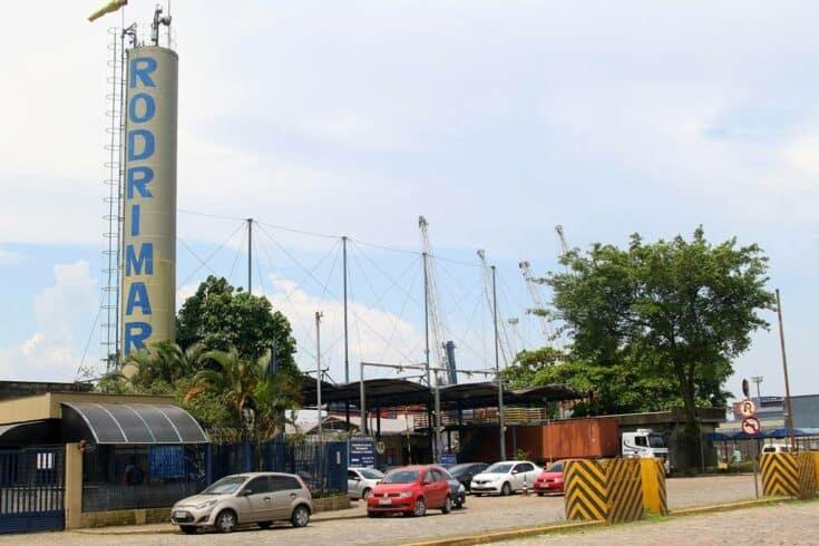 Grupo Rodrimar opera terminal em Santos
