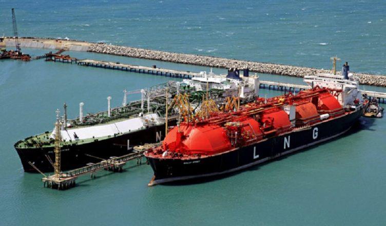 GNL vai ser exportado