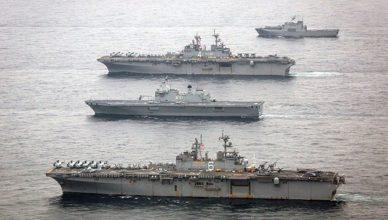 Navios usados serão analisados pela Marinha