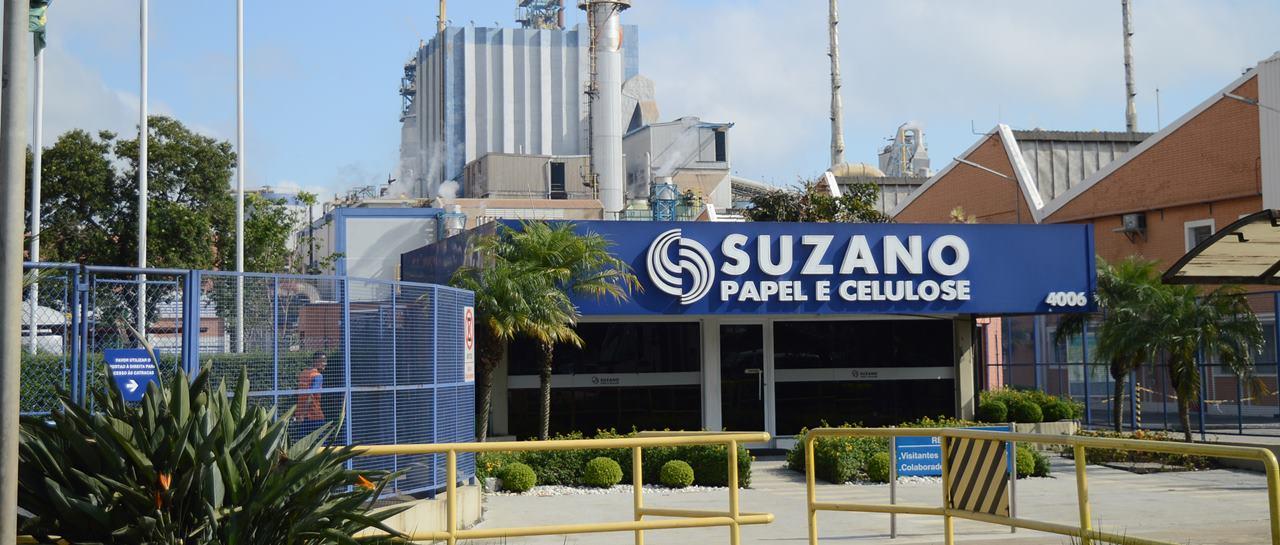 Parada de Manutenção nas duas fábricas da Suzano