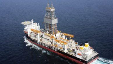 Petrobras perfura na bacia de Sergipe