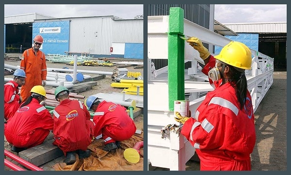 Pintor industrial Macaé