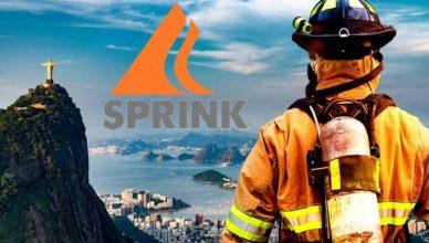 Sprink Rio de Janeiro macae Vagas óleo e gás bombeiro