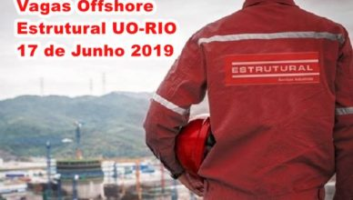 Vagas Offshore Estrutural