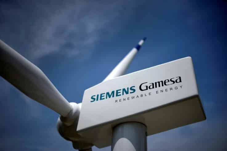 27 turbinas eólicas serão fornecidas pela Siemens Gamesa na Bahia