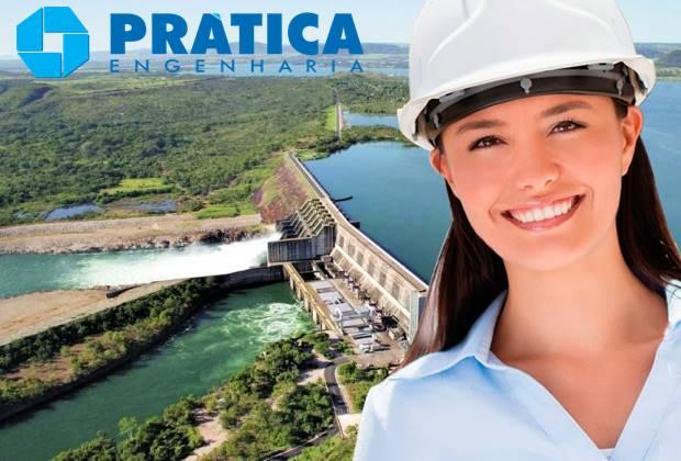Obras Furnas Campos dos Goytacazes Pratica Engenharia