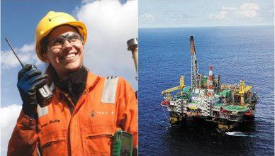 Perenco Macaé Vagas Offshore produção
