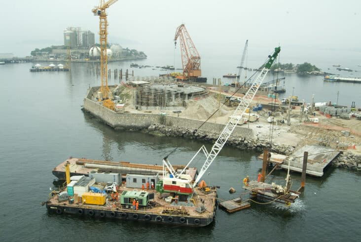 Rio de Janeiro Locar offshore Técnicos Segurança Trabalho QSMS
