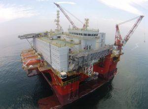 SAFE EURUS PETROBRAS FLOATEL OFFSHORE BRASIL